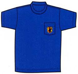 JFA ポケットTシャツ