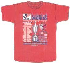 鹿島アントラーズ 2002YNC優勝記念優勝記念Tシャツ